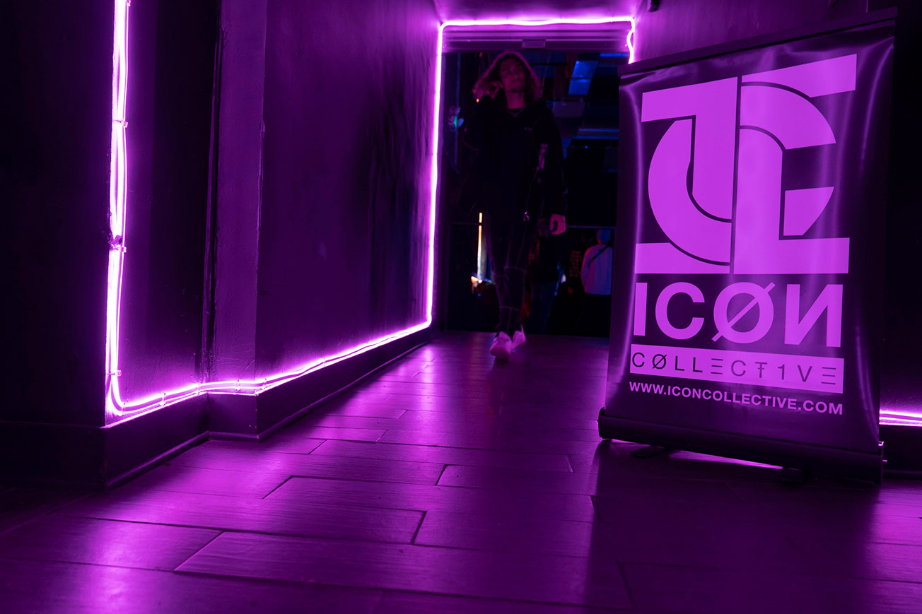 ICON Takeover at the Union Nightclub in Los Angeles