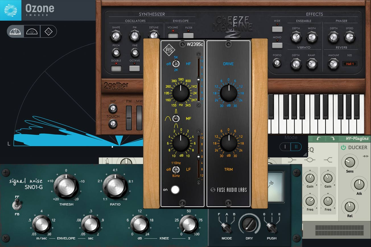 Best Free Vst Plugins 2021 5 Free VST Plugins: March 2020 – Icon Collective College of Music