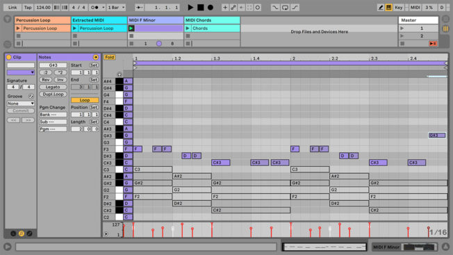 10 Easy Tips for Editing MIDI Notes in Ableton Live | Icon Collective