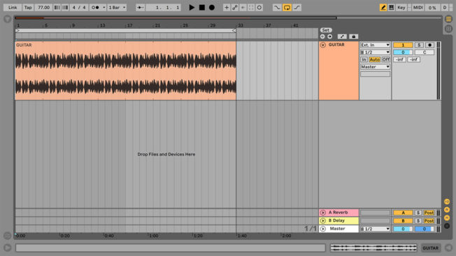 Tips for Recording Vocals in Ableton Live | Icon Collective