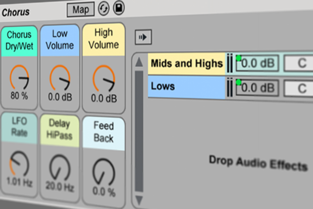 Multiband Effects Processing