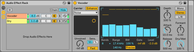 How to Use Ableton Live Vocoder on Vocals and Drums | Icon Collective