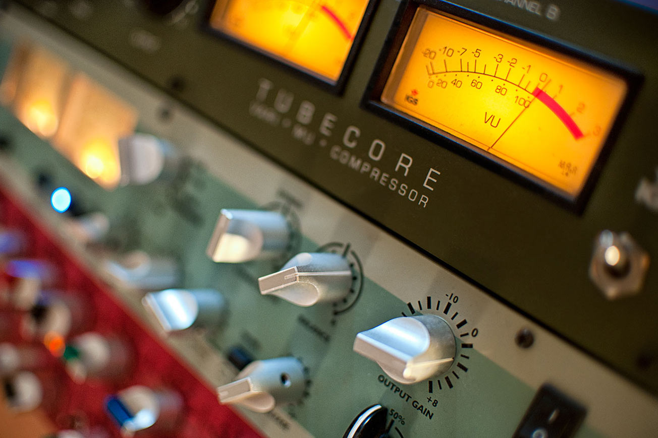 Audio Mastering Equipment - What Is Mastering in Music