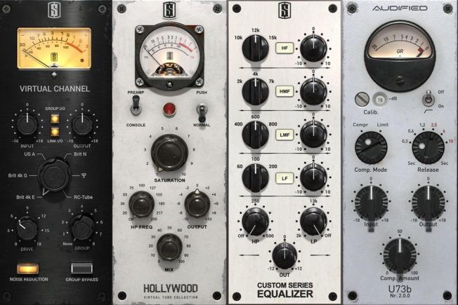 Best Channel Strip Plugins