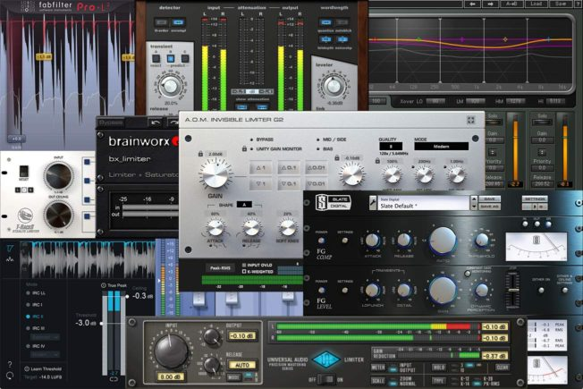 Icon Picks: 10 Best Limiter Plugins | Icon Collective Music