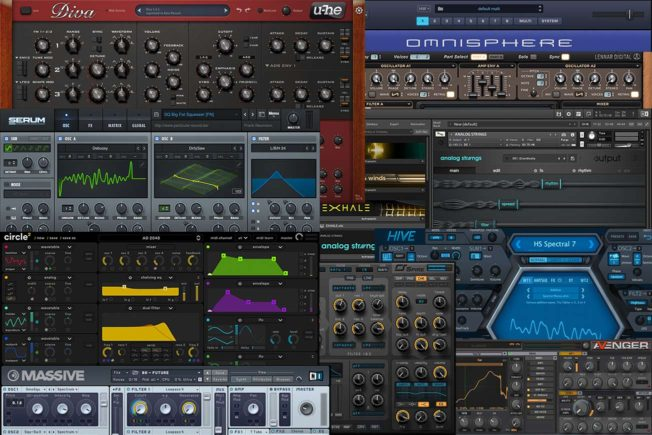 Best Vst Synths 2021 10 Best Synth Plugins for Music Production   Icon Collective Music