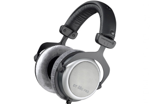 Beyerdynamic Dt 880 Pro Semi-Open Studio Headphones