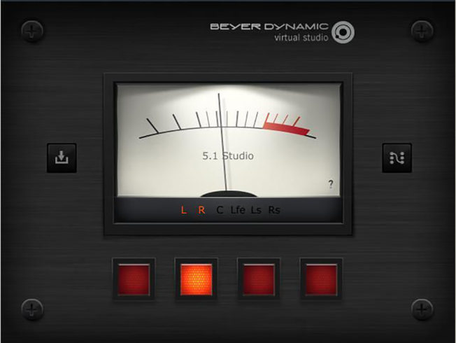 Beyerdynamic Virtual Studio VST Plugin