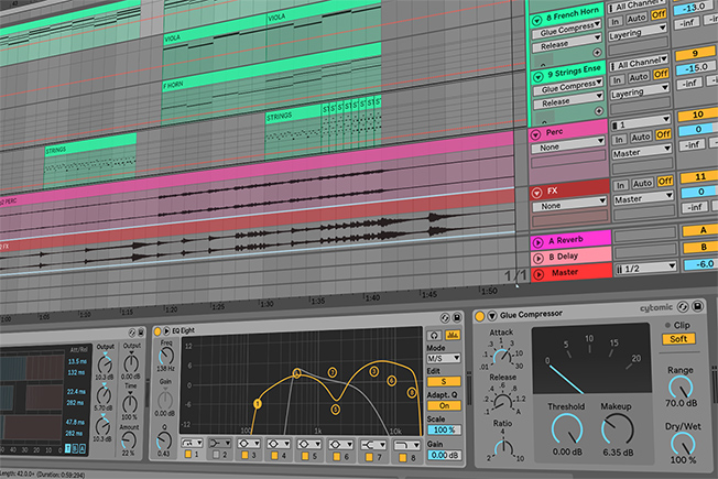 Layer Sounds