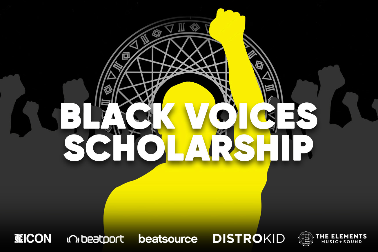 Black Lives Scholarship Banner