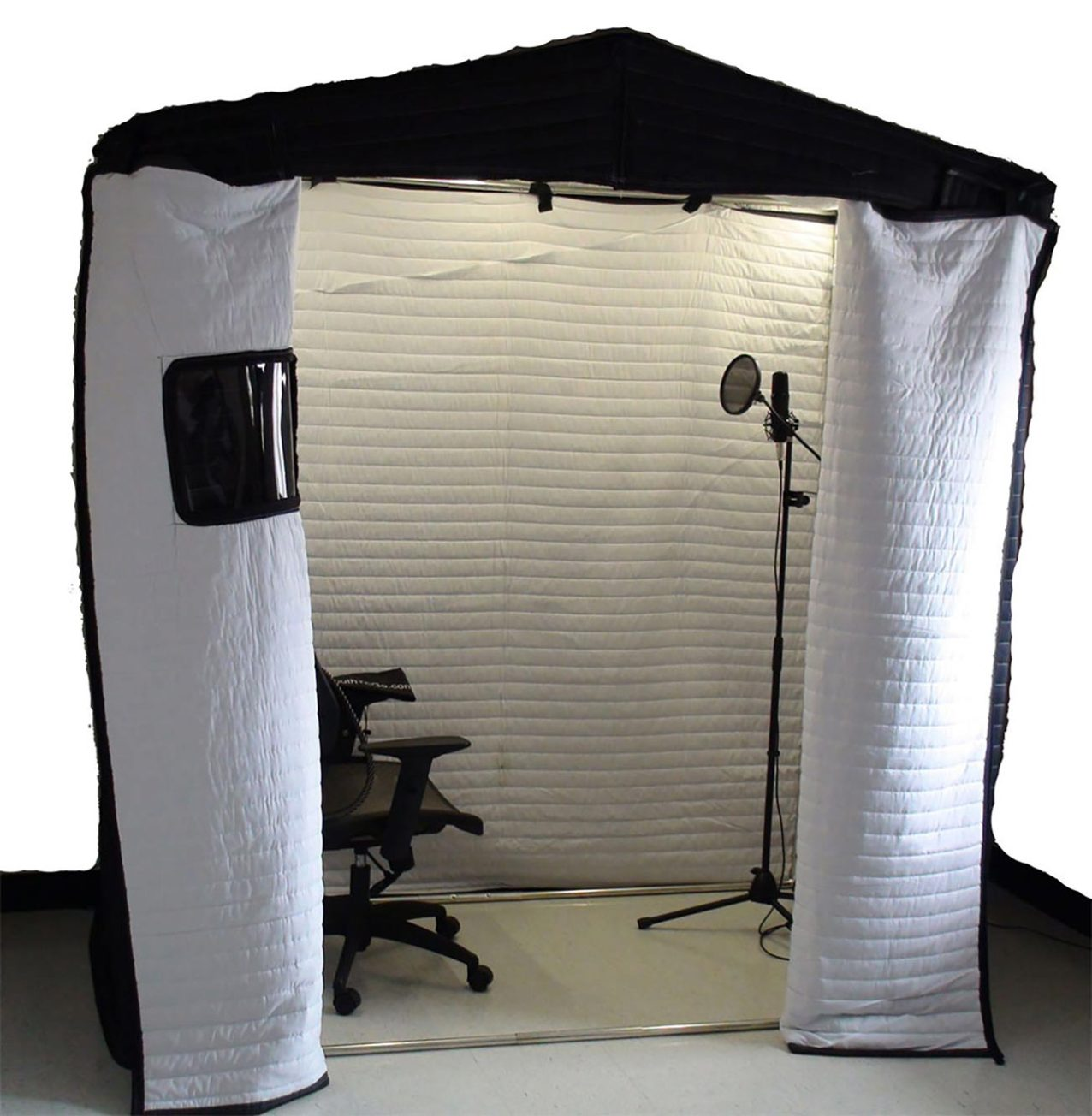 Blanket Acoustic Vocal Booth