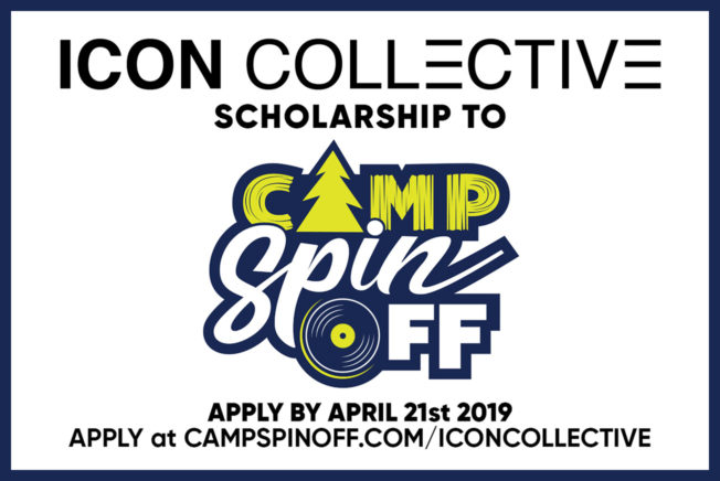 Icon Collective Camp Spin-Off Scholarship 2019