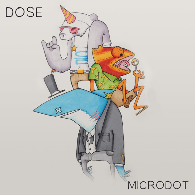 Microdot EP Artwork by Dose