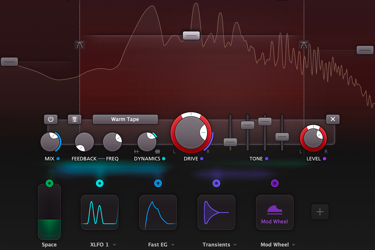 Fabfilter Saturn 2 - Best Saturation Plugins