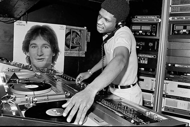 History of House Music - Larry Levan at Paradise Garage