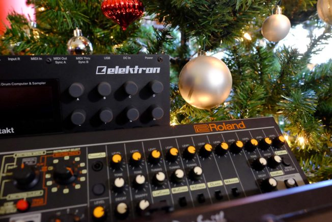 Holiday Gift Guide for Music Producers