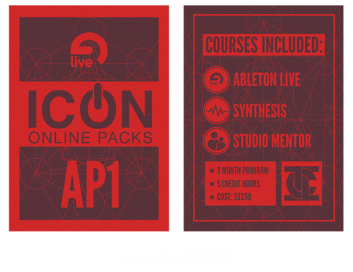 Icon Online: Ableton Producer Pack 1