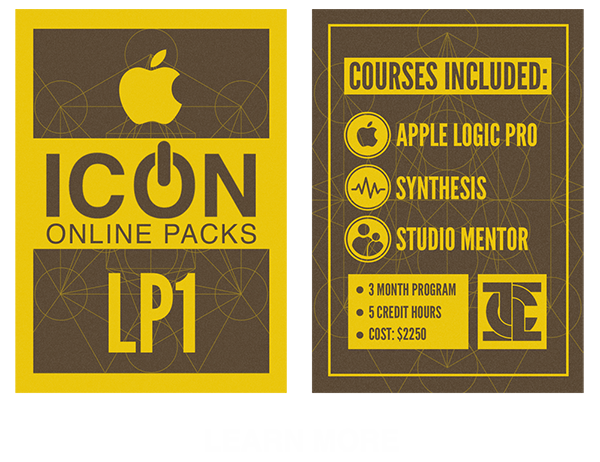 Icon Online: Logic Producer Pack 1