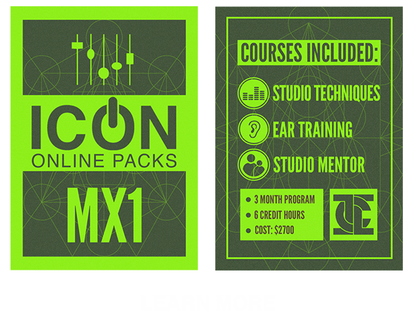 Icon Online: Mixing Pack 1