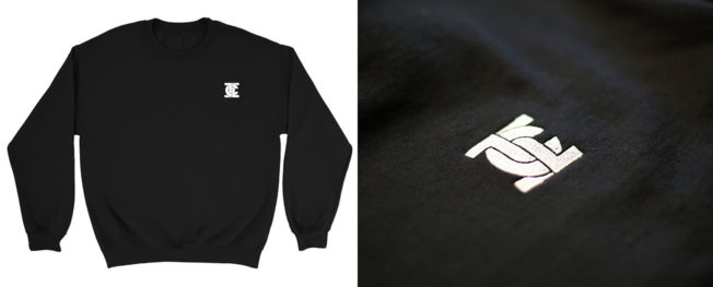 Icon Collective Logo Crewneck