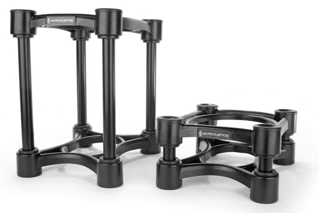 IsoAcoustics ISO-155 Isolation Stands