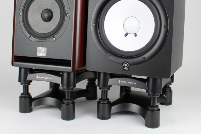 IsoAcoustics ISO-L8R Series Isolation Stands