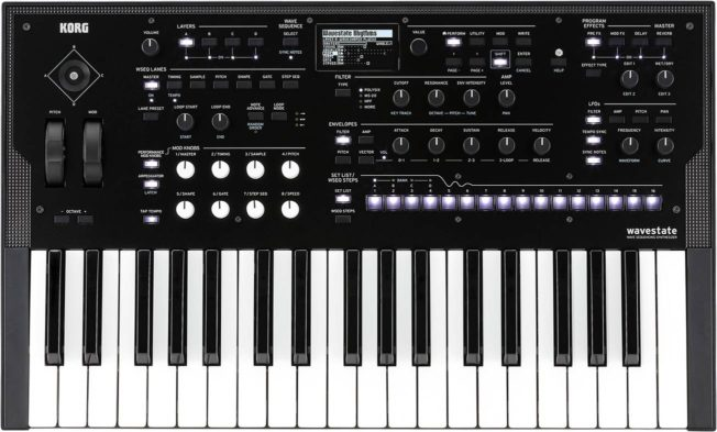 Korg Wavestate Sequencing Synthesizer