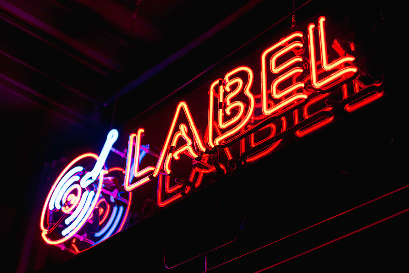 Neon Sign - Independent Artist vs. Signing to a Record Label