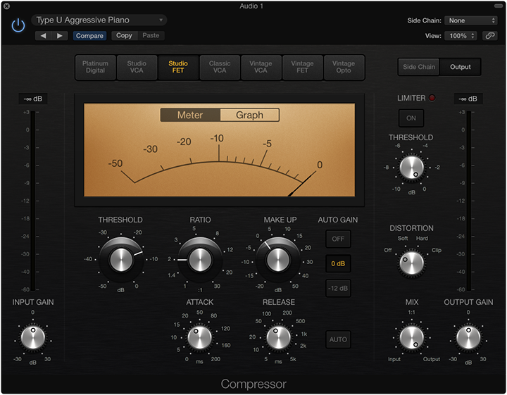Logic Pro X Compressor Emulations Explained | Icon Collective