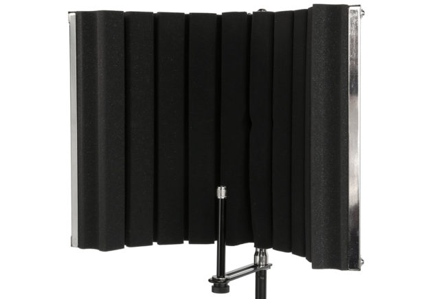LyxPro VRI-30 Foldable Isolation Shielding Vocal Recording Panel