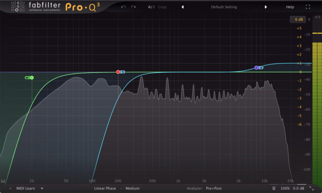 Mastering with FabFilter Pro Q