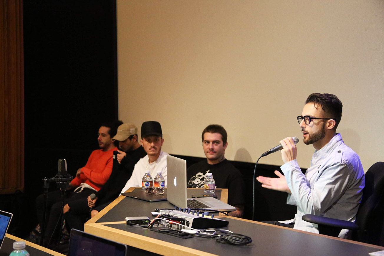Mental Health in the Music Industry Panel