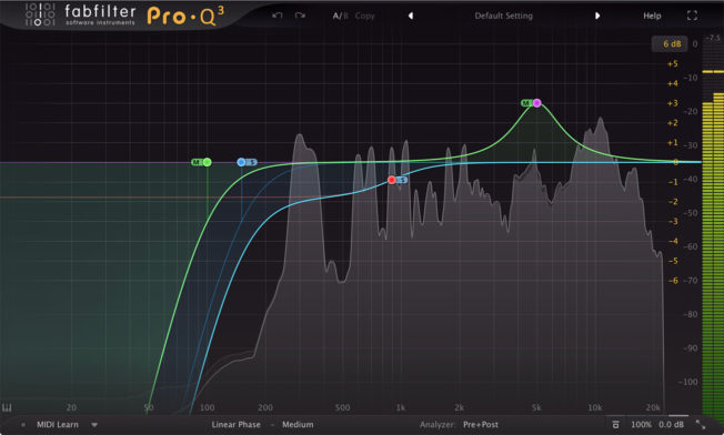Mixing Vocals with FabFilter Pro Q