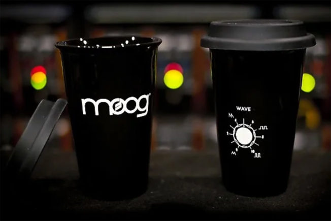 Moog Travel Mug