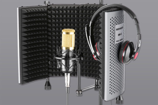 Neewer Microphone Isolation Shield