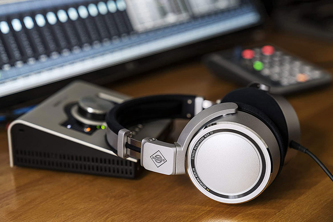 Neumann NDH 20 - Best Headphones for Music Production
