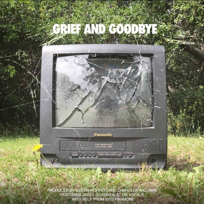 No Signal - Grief and Goodbye EP Artwork
