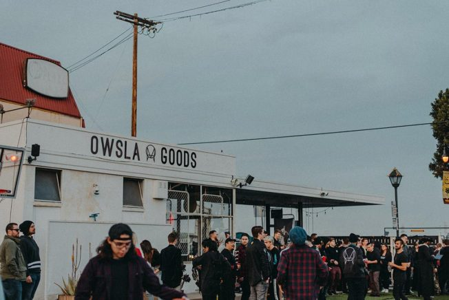 OWSLA x ICON Collective Takeover