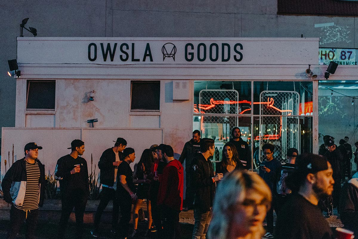 OWSLA x ICON Takeover Party Highlights | Icon Collective