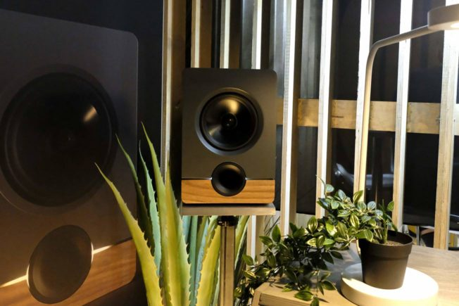 Output Barefoot Studio Monitors
