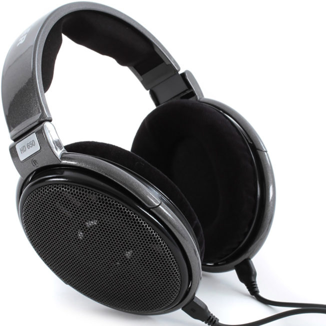 Sennheiser HD 650 - best headphones for music production