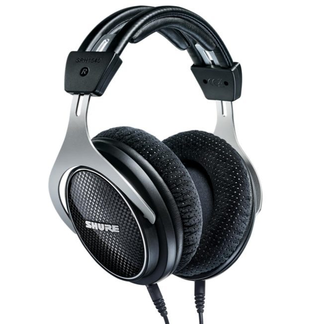 Shure SRH1540 Studio Headphones