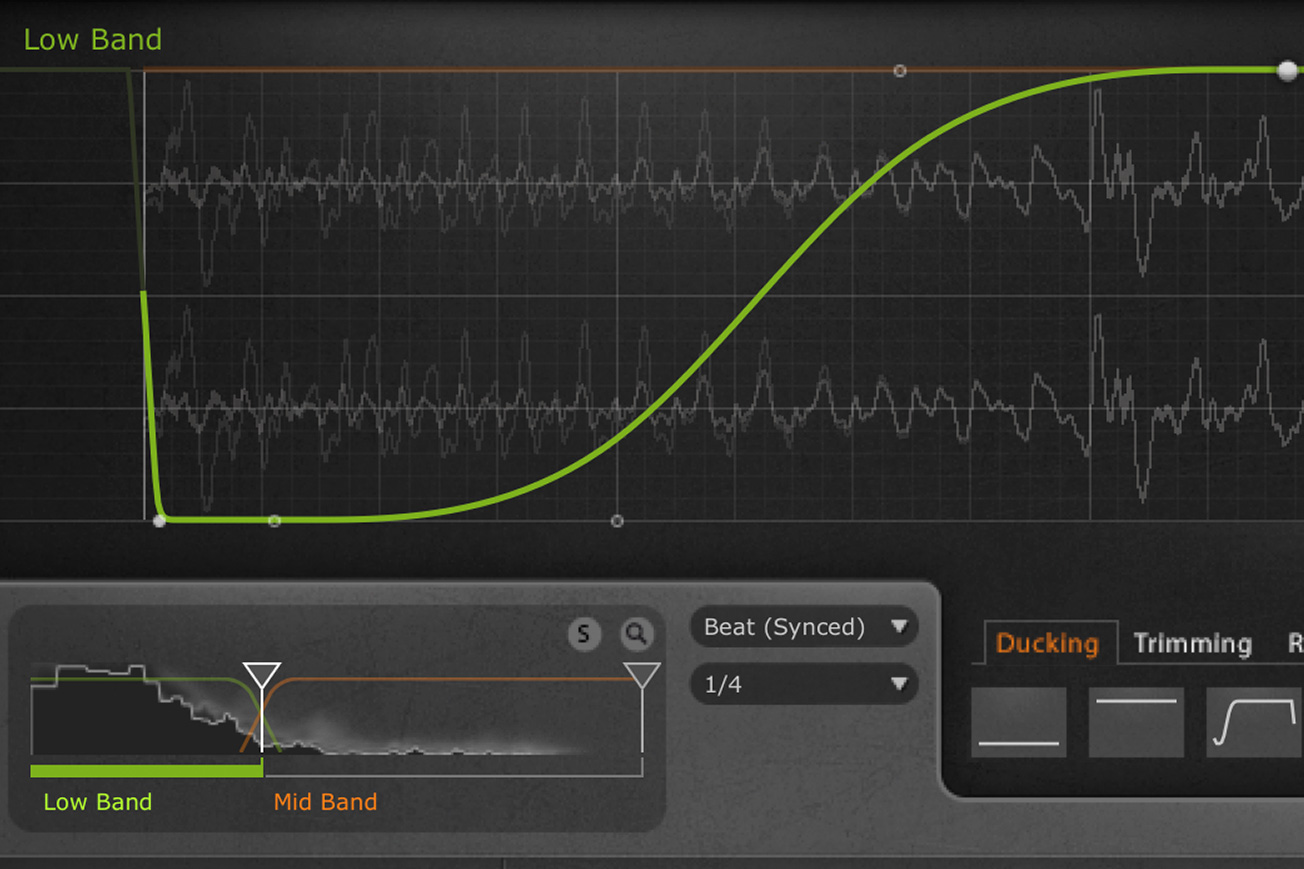 Sidechain Compression Methods