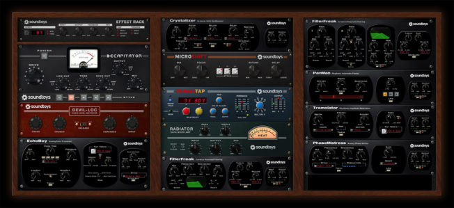 Soundtoys 5 Effect Rack
