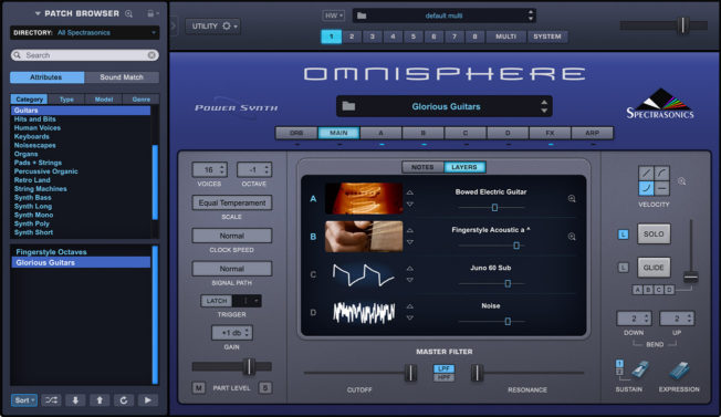 Spectrasonics Omnisphere 2 Synth Plugin