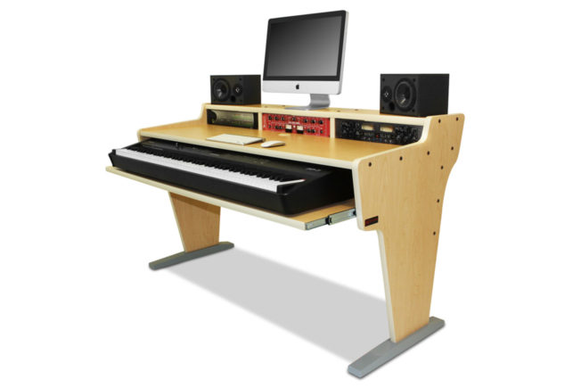 Spike 88 Keyboard Studio Desk