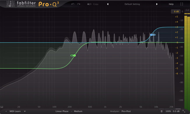 Adding Stereo Width with FabFilter Pro Q