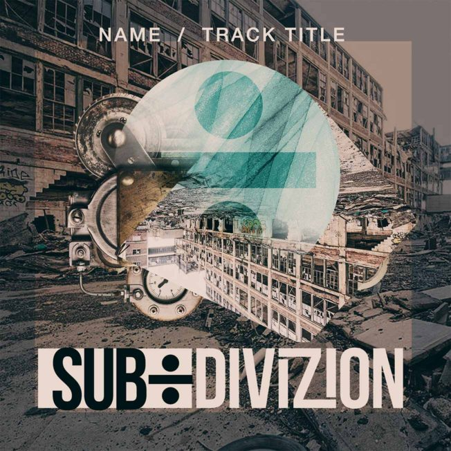 SubDivision Album Art