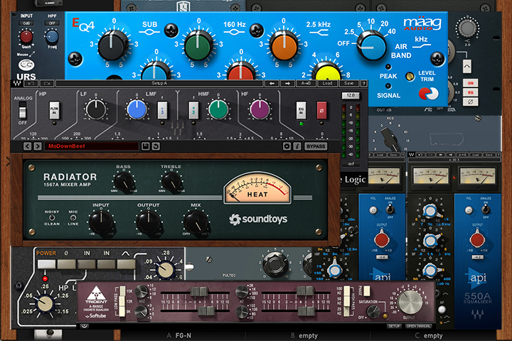 Icon Picks: 10 Best Analog EQ Plugins | Icon Collective Music School