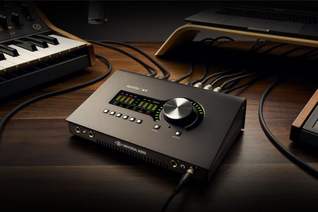 Universal Audio Apollo x4 Audio Interface